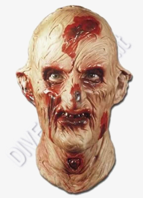 Maschera Freddy Krueger
