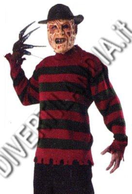 Maglione di Freddy Krueger