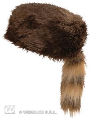 Cappello coda di marmotta