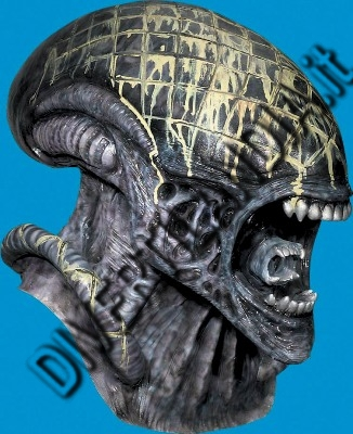 Maschera Alien