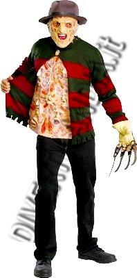 Maglia di Freddy con busto in lattice