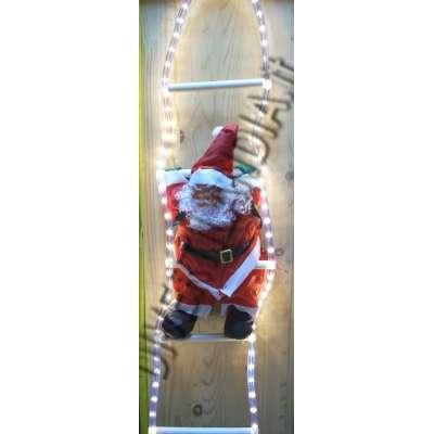 Babbo Natale scalatore