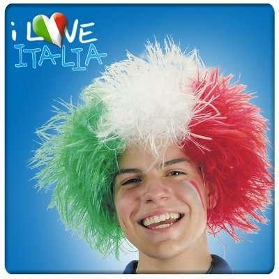 parrucca italia sparata