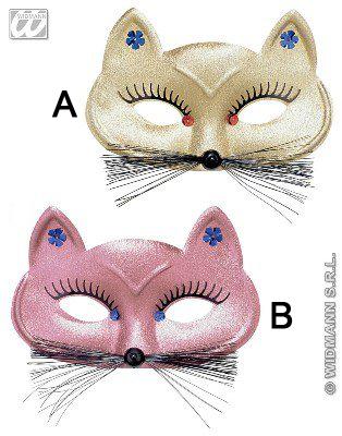 Mascherina da gatta