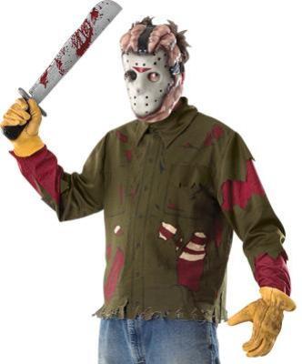 Costume Jason Venerdì 13