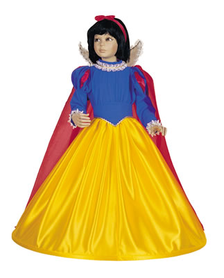 Costume da Biancaneve
