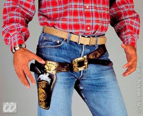 Cinturone Cowboy