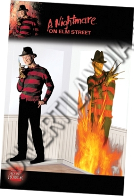 Decorazione Nightmare On Elm Street