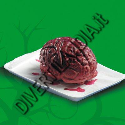 Cervello pronto per essere mangiato