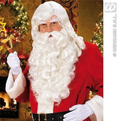 Barba e parrucca Babbo Natale
