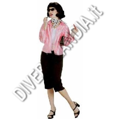 COSTUME GREASE PINK LADY