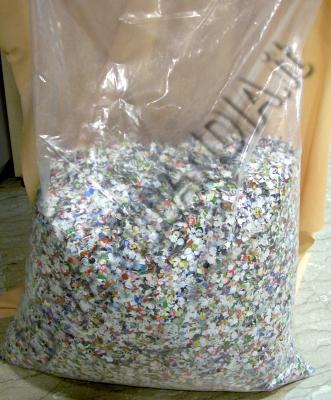 Sacco di coriandoli da 10kg