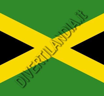 Bandiera della Giamaica
