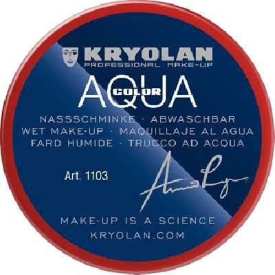 aquacolor rosso