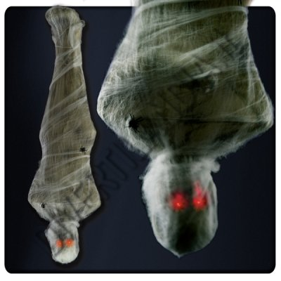 Mummia che si muove