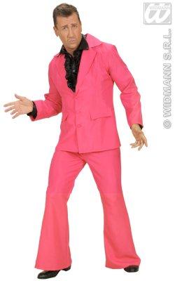 Abito da uomo rosa