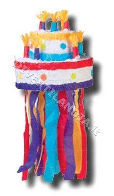 pinatas torta compleanno