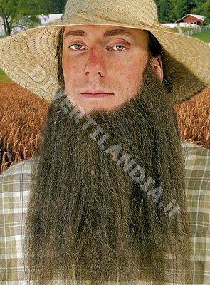 Barba contadino Hamish