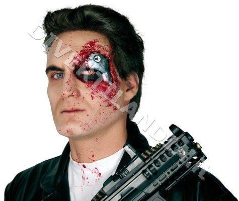 Ferita finta Terminator