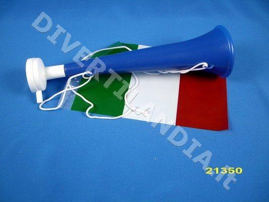 trombetta azzurra italia