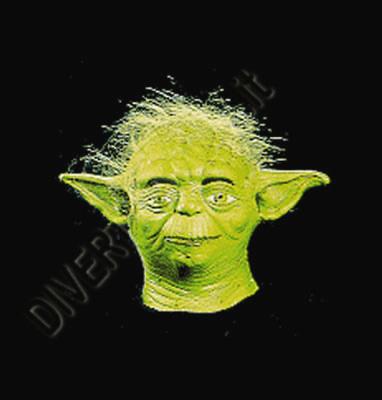 Maschera Yoda