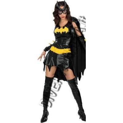 Costume da Bat Girl