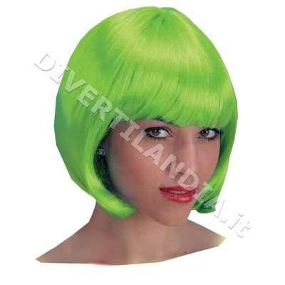 Parrucca verde