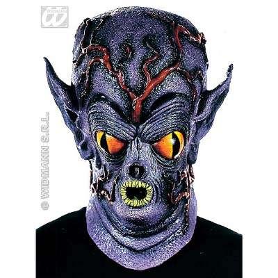 Maschera da mostro alieno
