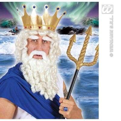 Parrucca Zeus