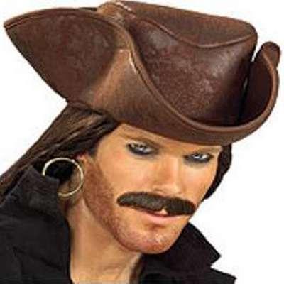 Cappello da Pirata dei Caraibi