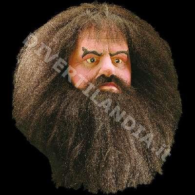 Maschera Hagrid Harry Potter