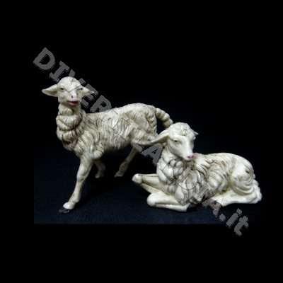 Pecorella per presepe