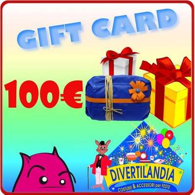Gift Card Divertilandia