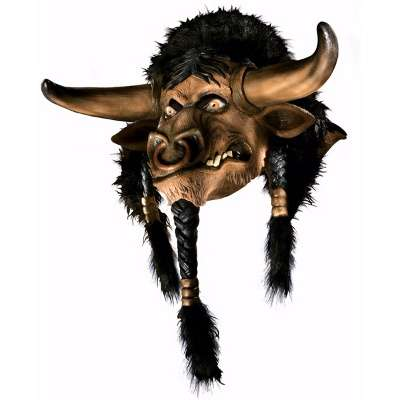 Maschera Tauren World of Warcraft